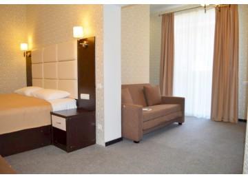 Люкс 2-местный 2-комнатный | Пансионат Жоэквара