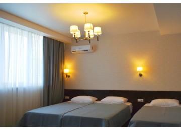 Стандарт 3-местный 1-комнатный с/без балкона |Пансионат Жоэквара